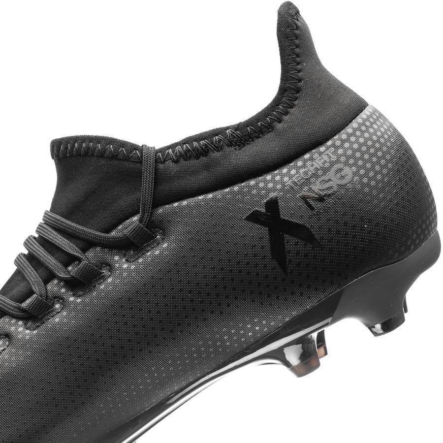 adidas X 17.1 FGAG Nite Crawler Core Black