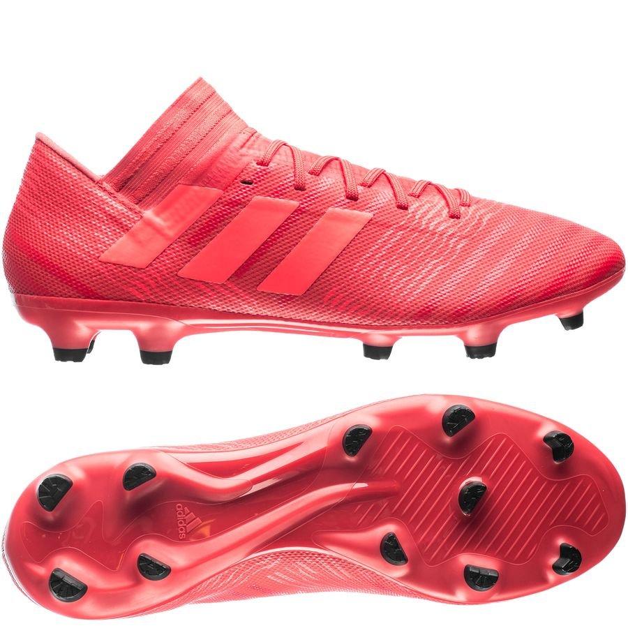 adidas Nemeziz 17.3 Rød Græs (FG)