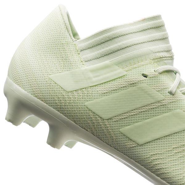 Adidas Nemeziz 17,3 Ag Grève Mortelle - Vert / Vert / Vert