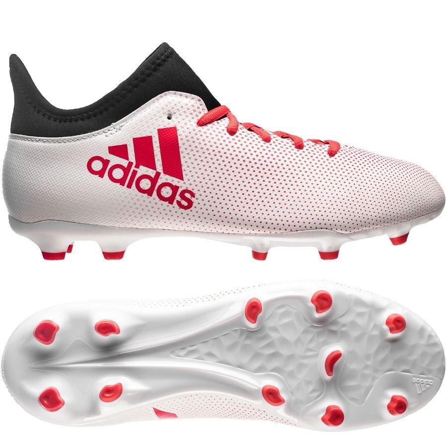 adidas X 17.3 Hvid Græs (FG)