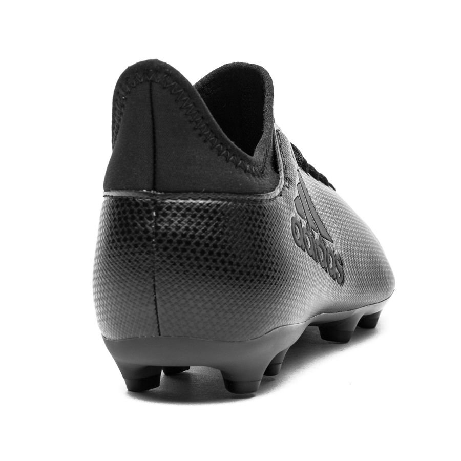 finest selection 48449 9557b adidas X 17.3 FG AG Nite Crawler - Core Black Kids   www.unisportstore.com