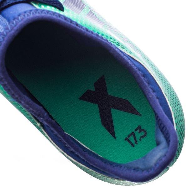 dcd6c44b7 adidas X 17.3 FG/AG Deadly Strike - Aero Green/Unity Ink/Hi-Res ...