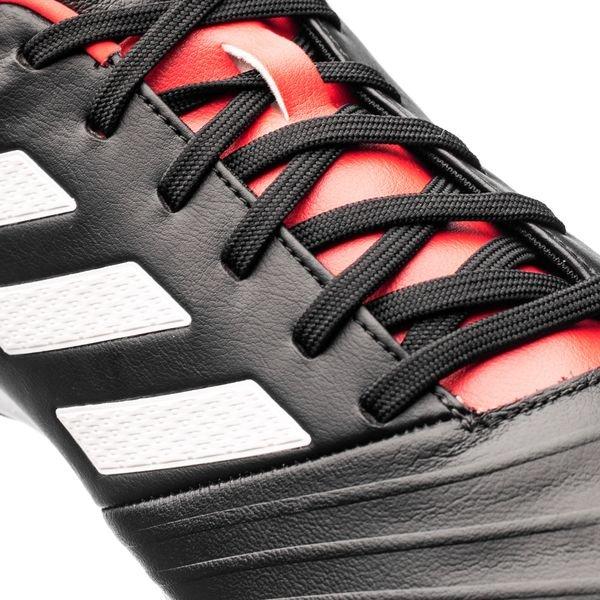 Adidas Copa Tango 18,3 À Sang Froid - Noir / Blanc / Rouge