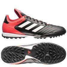 adidas Copa Tango 18.3 TF Cold Blooded - Zwart/Wit/Rood
