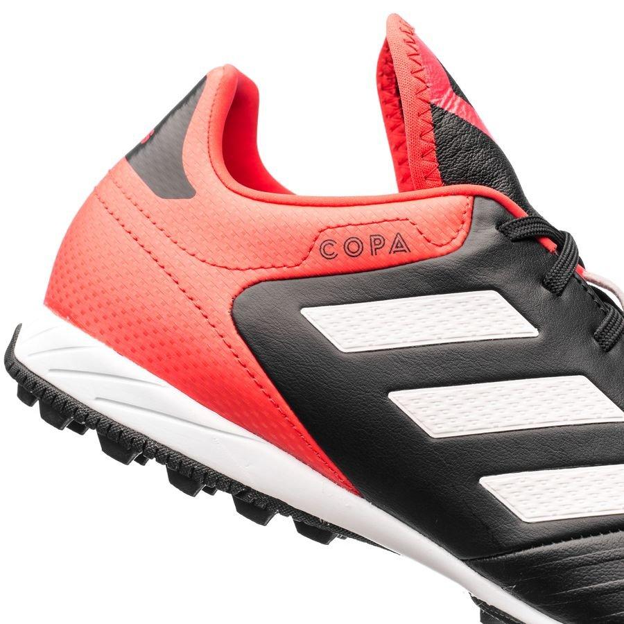 adidas Copa Tango 18.3 TF Cold Blooded SortHvitRød