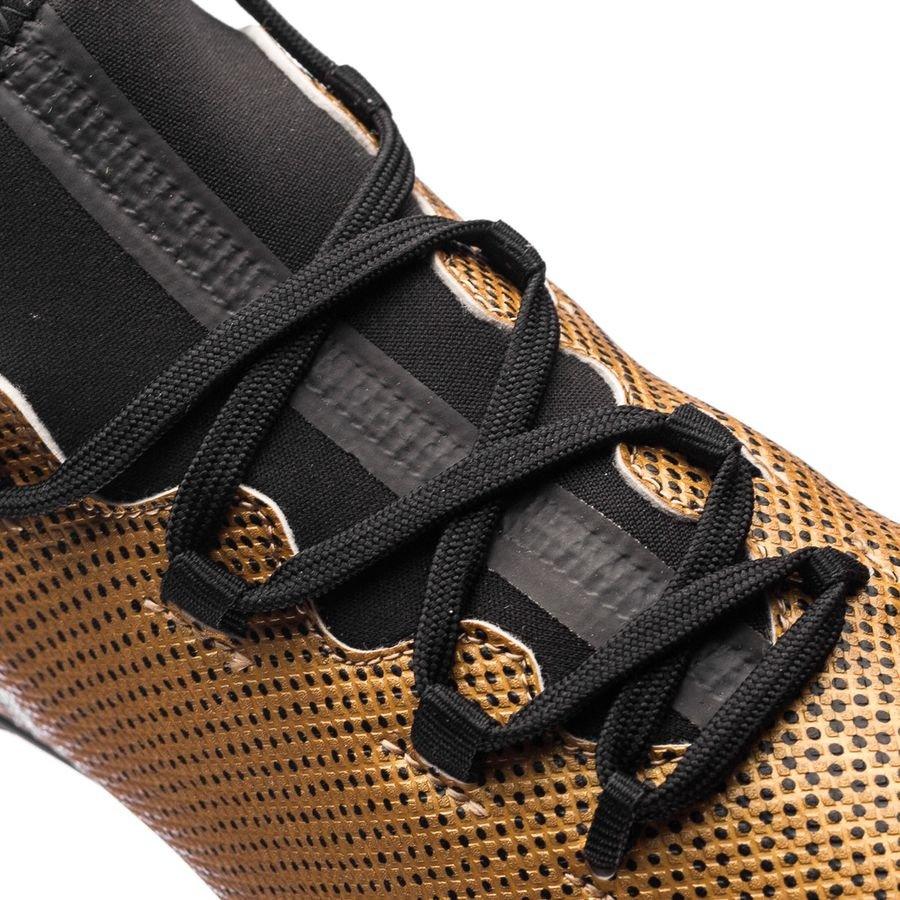 adidas X Tango 17.3 TF Skystalker GoudZwartRood Kinderen