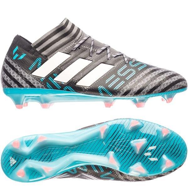 ca24e566f 250.00 EUR. Price is incl. 19% VAT. -55%. adidas Nemeziz Messi 17.1 FG AG Cold  Blooded - Grey Footwear White Core