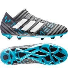 Image of   adidas Nemeziz Messi 17.2 FG/AG Cold Blooded - Grå/Hvid/Sort