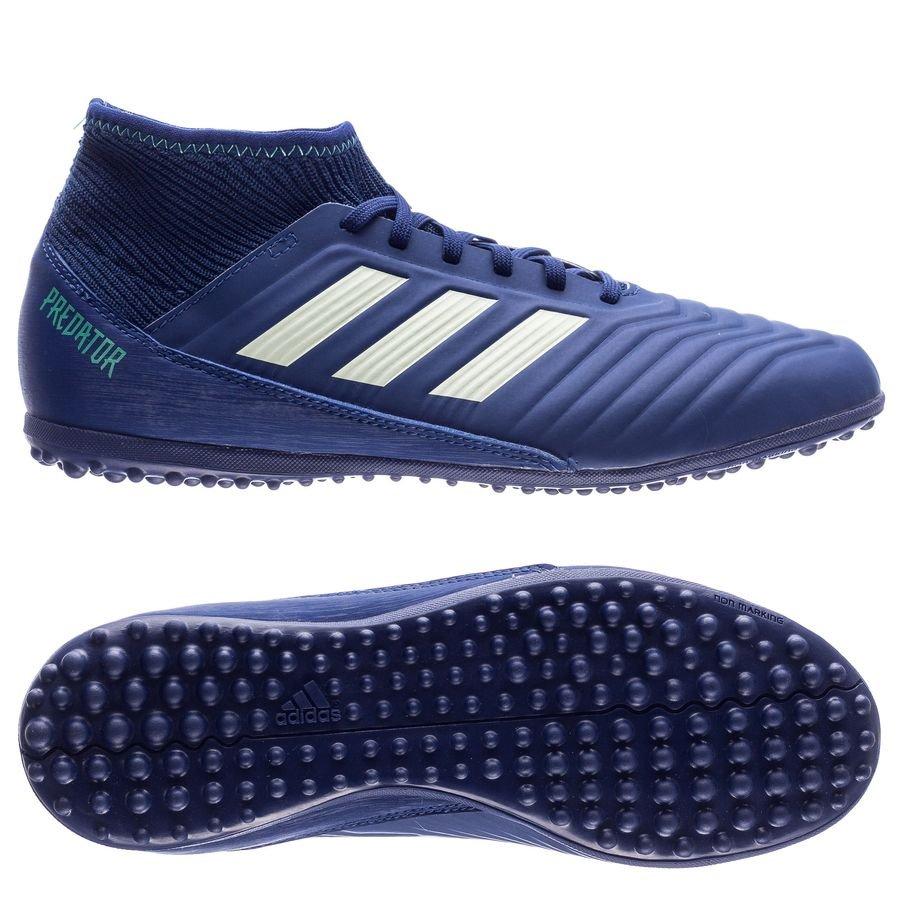 Adidas Predator Tango 18.3 Tf J Enfants Jaune Noir 3CwoISujCF