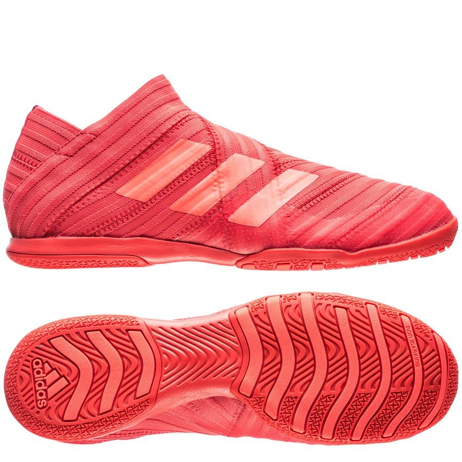 adidas Nemeziz Tango 17+ IN Cold Blooded Real Coral www
