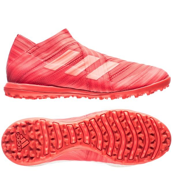 bd5117dca093 adidas Nemeziz Tango 17+ TF Cold Blooded - Real Coral