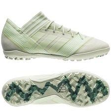 adidas nemeziz tango 17.3 tf deadly strike - grøn/grøn/grøn - fodboldstøvler