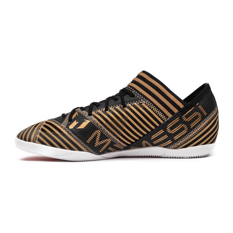 42ebb31a ... adidas nemeziz messi tango 17.3 in skystalker sort rød guld indendørssko