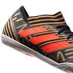 adidas nemeziz messi tango 17.3 in skystalker - sort/rød/guld - indendørssko