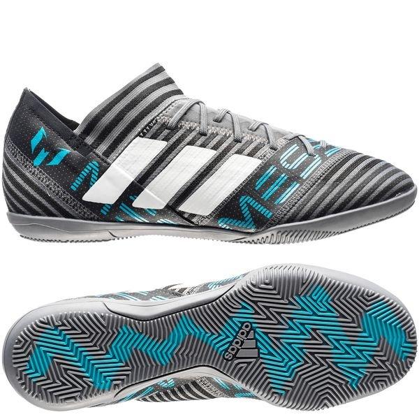 adidas Nemeziz Messi Tango 17.3 IN Cold Blooded GråHvitSort