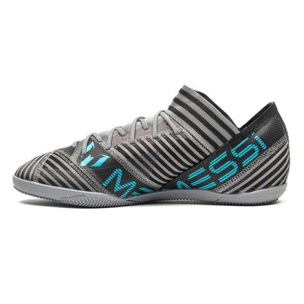 Nemeziz Adidas Messi Tango 17,3 À Sang Froid - Gris / Blanc / Noir