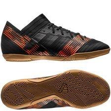 adidas Nemeziz Tango 17.3 IN Skystalker - Zwart/Rood