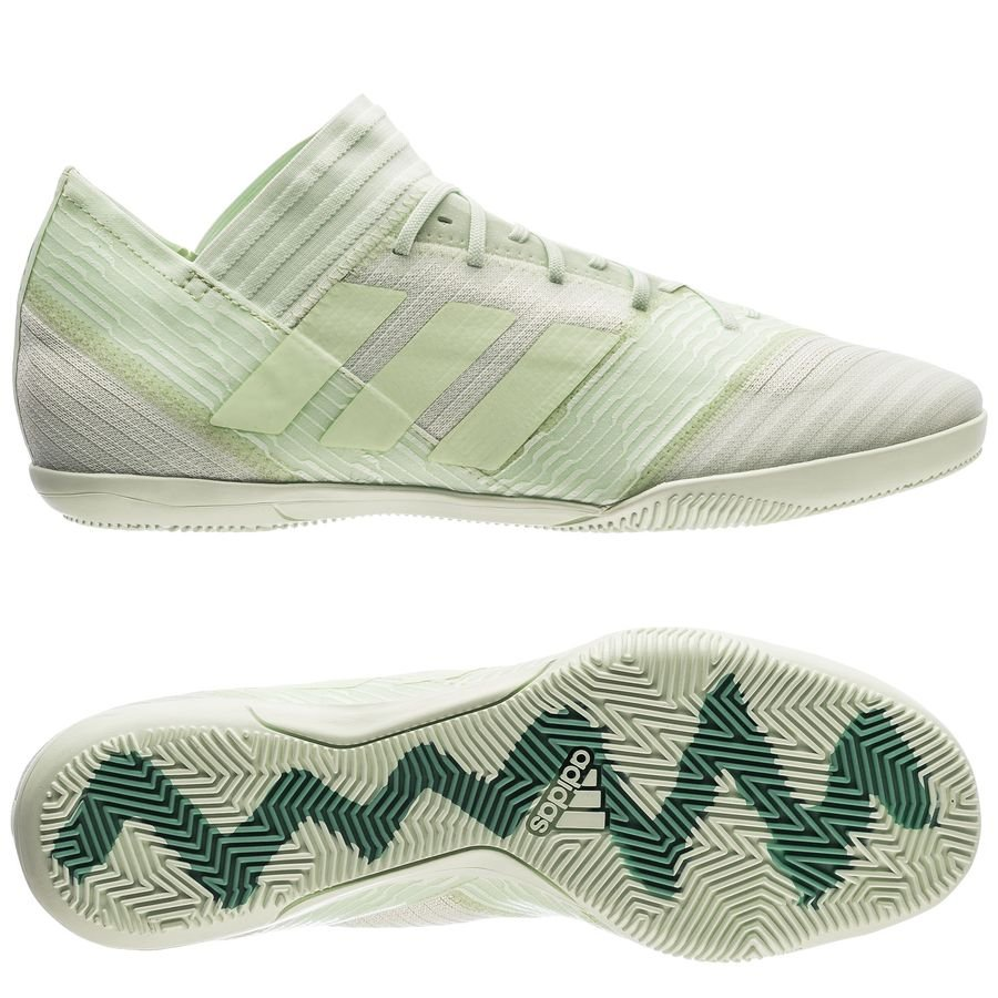 Adidas Tango Nemeziz 17,3 En Grève Mortelle - Enfants Vert / Vert / Vert