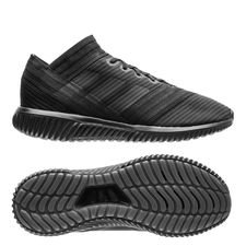 adidas nemeziz tango 17.1 trainer nite crawler - sort/grå - sneakers