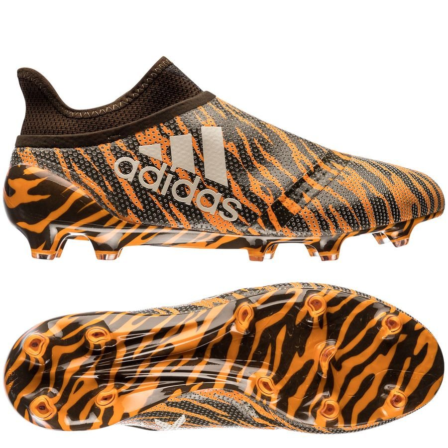 buy popular d0c00 79fdd adidas x 17+ fg ag lone hunter - bright orange talc trace ...