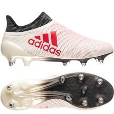 adidas x 17+ sg cold blooded - footwear white/real coral/core black - football boots