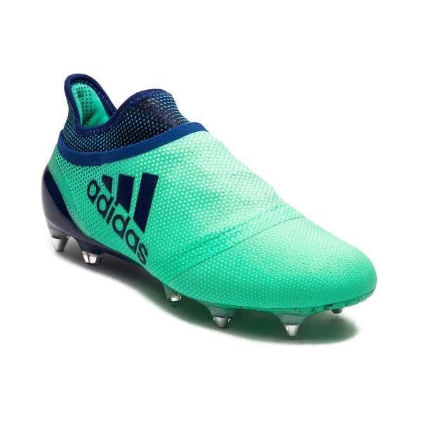 reputable site 6337a e57f2 ... adidas x 17+ sg deadly strike - grünblaugrün - fußballschuhe ...