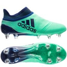 adidas x 17+ sg deadly strike - aero green/unity ink/hi-res green - football boots