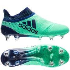 adidas X 17+ SG Deadly Strike - Groen/Blauw/Groen