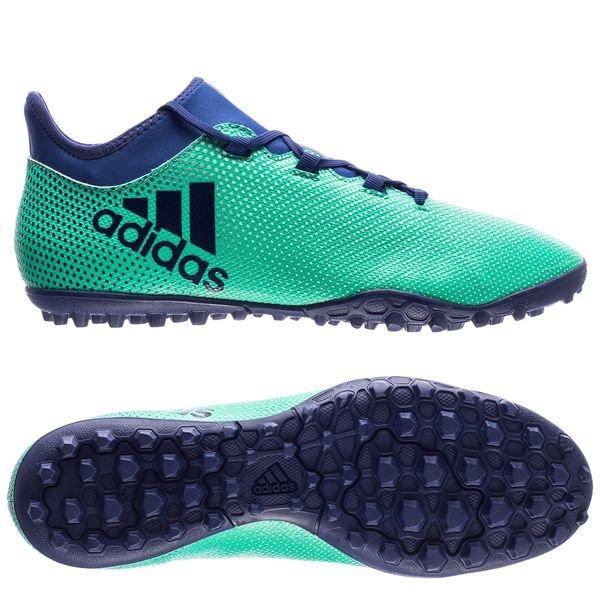 online store fe9bb 3949c adidas X Tango 17.3 TF Deadly Strike - Grønn Blå Grønn 0