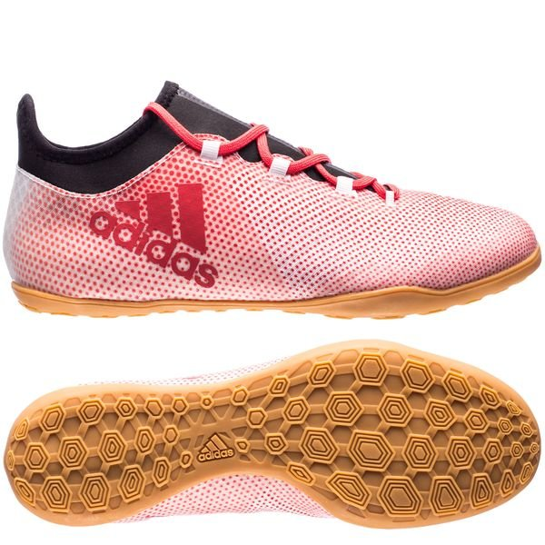adidas X Tango 17.3 IN Cold Blooded HvitRødSort