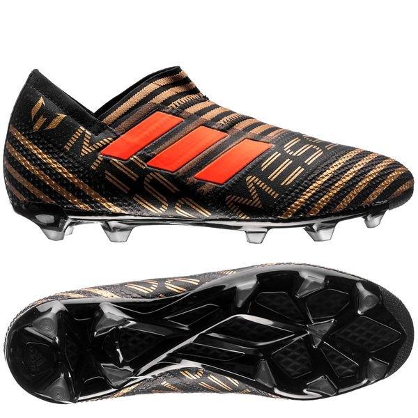 d69a9384 adidas Nemeziz Messi 17+ FG/AG Skystalker - Sort/Rød/Gull Barn | www ...