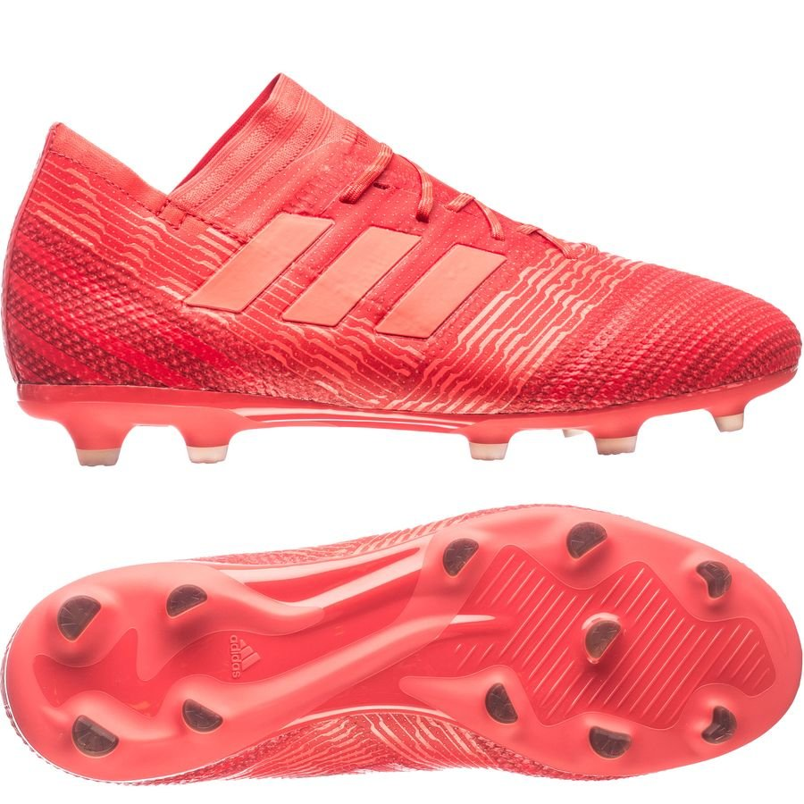 70fb3e000 adidas Nemeziz 17.1 FG/AG Cold Blooded - Real Coral Kids |  www.unisportstore.com