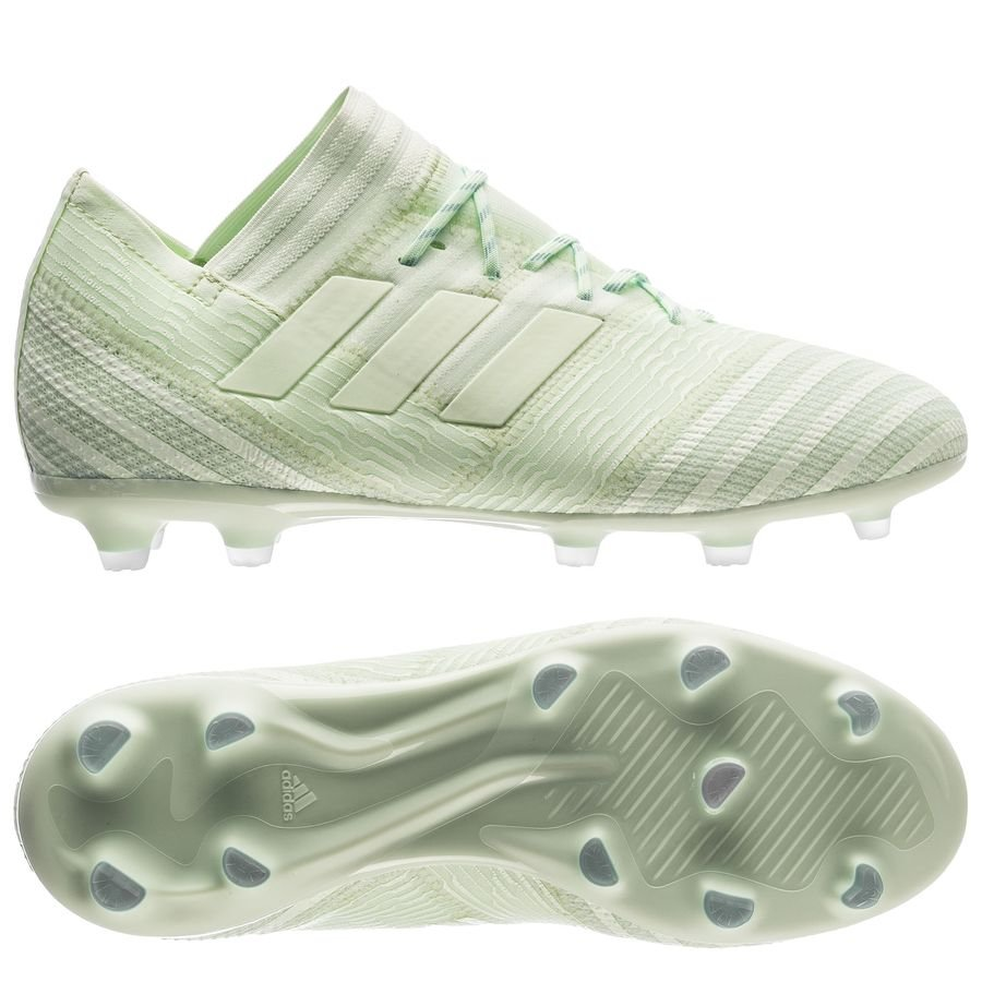 adidas Nemeziz 17.1 FG AG Deadly Strike - Aero Green Hi-Res Green ... 9ca521386
