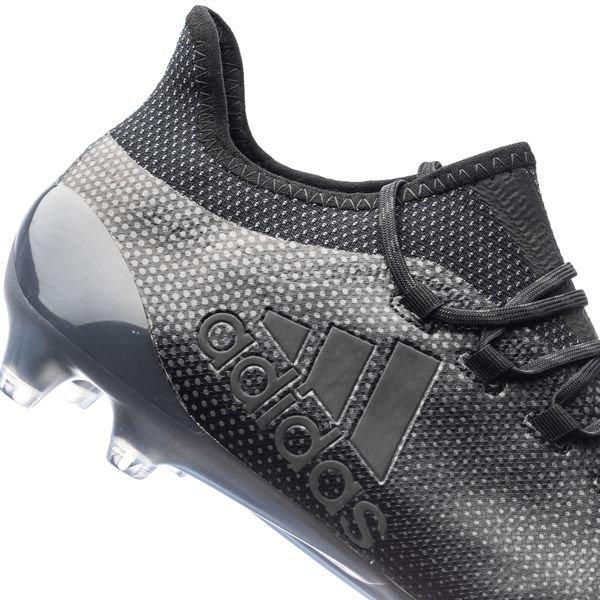 Adidas X 17,1 Fg / Ag Crawler Nite - Enfants Noirs