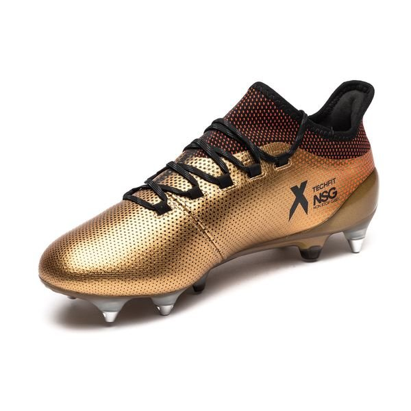 info for a75d7 17f5b adidas X 17.1 SG Skystalker - Tactile Gold Metallic/Core ...