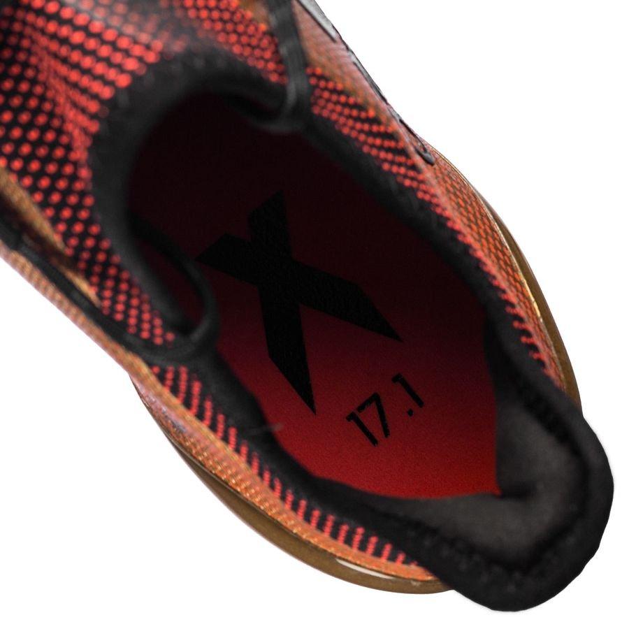adidas X 17.1 SG Skystalker GoldSchwarzRot