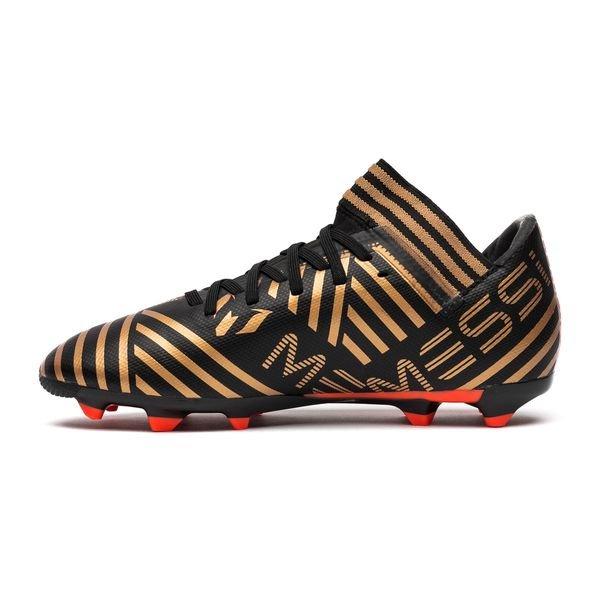 94da014d9 ... black gold red  adidas nemeziz messi 17.3 fg ag skystalker sort rød  guld børn