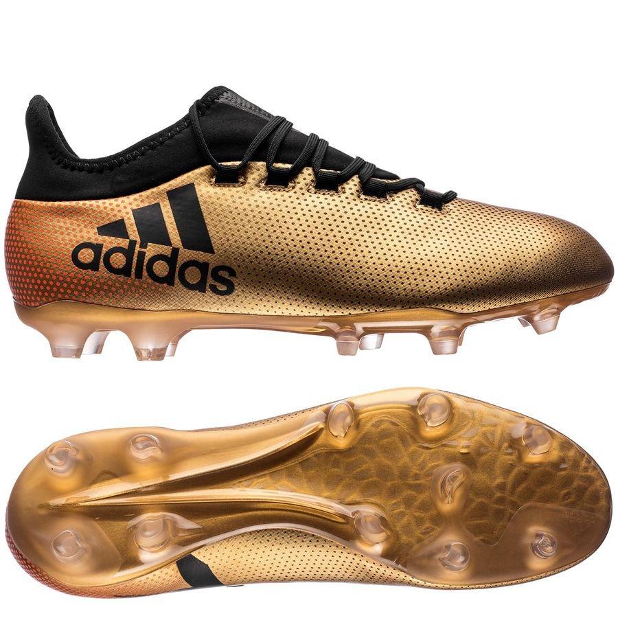 adidas X 17.2 Guld Græs (FG)