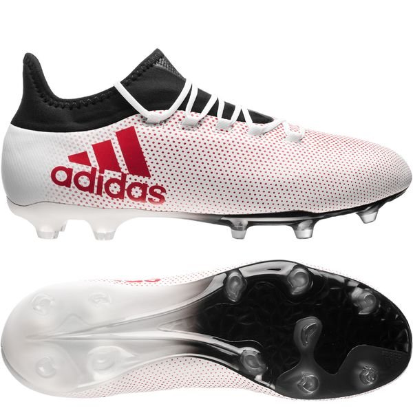 50dc01f5a adidas X 17.2 FG/AG Cold Blooded - Footwear White/Real Coral/Core Black |  www.unisportstore.com