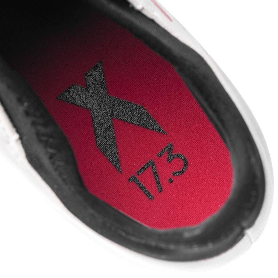 adidas X 17.3 SG Cold Blooded BlancCorailNoir