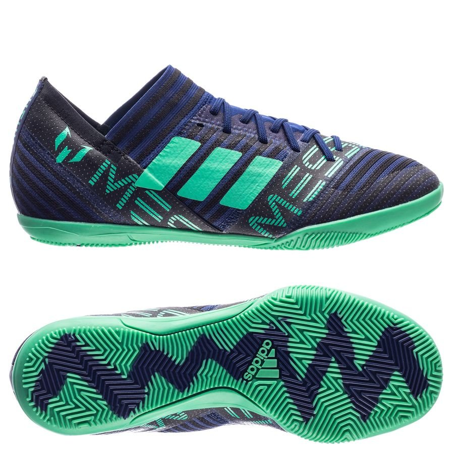 adidas nemeziz messi tango 17.3 in deadly strike - sininen vihreä musta  lapset ... 5890838e1c
