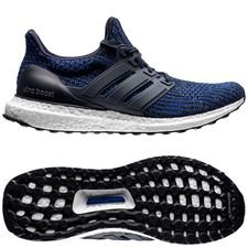adidas ultra boost 4.0 - navy/sort - løbesko