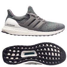 adidas ultra boost 4.0 - grå/hvid - løbesko
