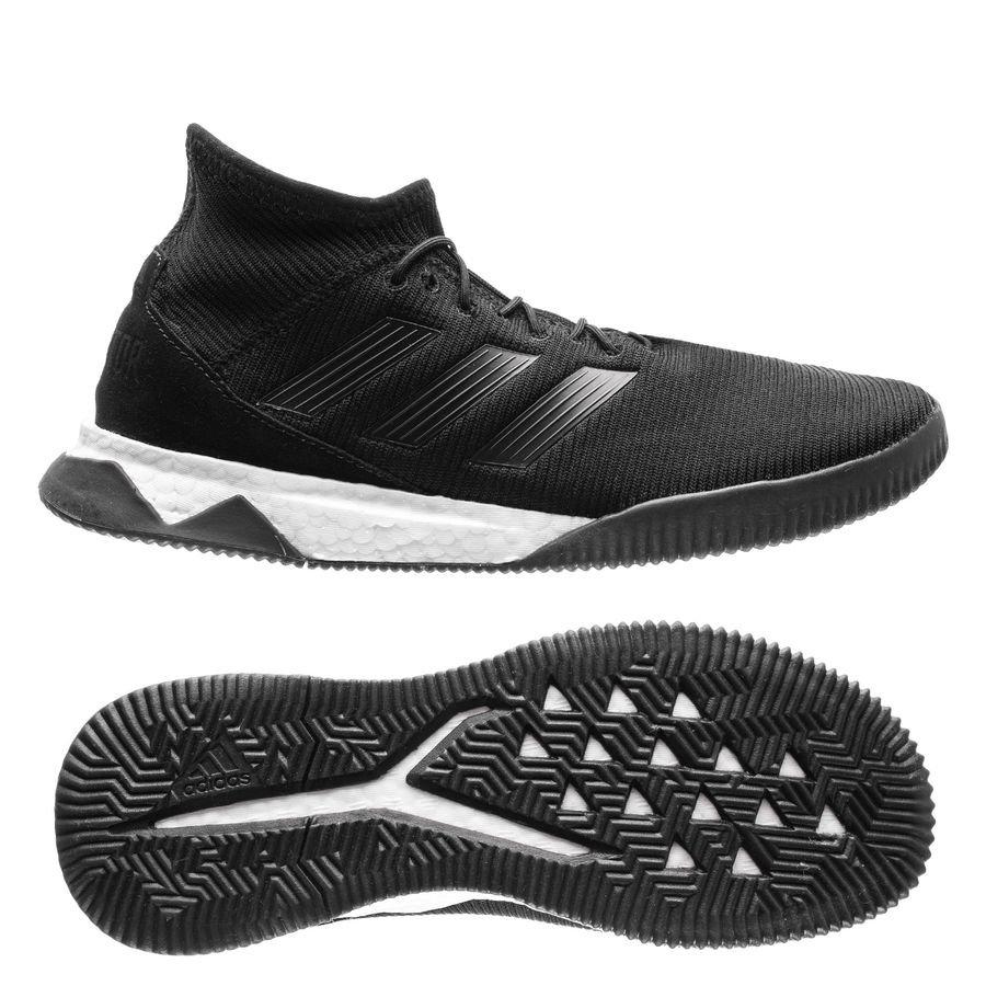 release date 85e27 47294 adidas predator tango 18.1 trainer nite crawler core black footwear white  sneakers