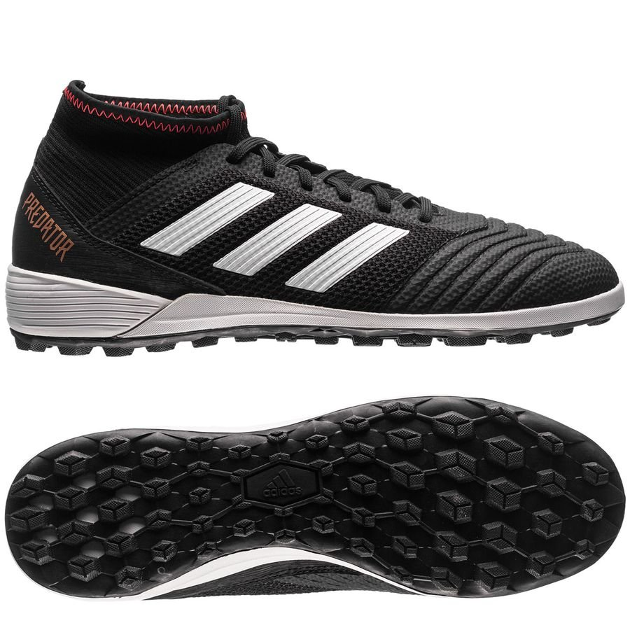 Adidas Tango Prédateur 18.3 Skystalker - Enfants Noir / Blanc / Rouge Ld6M81