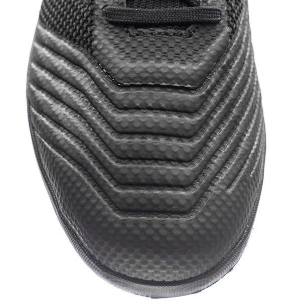 Adidas Predator Tango 18,3 Tf Zapato De Fútbol De Césped Artificial - Núcleo Negro Negro / Utilidad / Núcleo Negro
