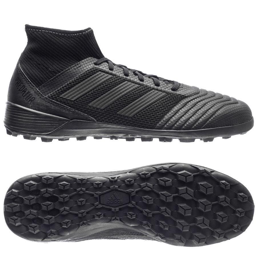 premium selection 287ed ac618 adidas predator tango 18.3 tf nite crawler - core black utility black -  football boots ...