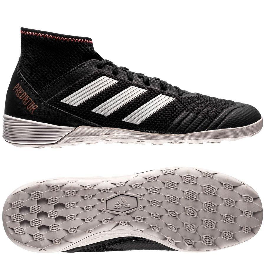 Adidas Tango Prédateur 18,3 Dans Skystalker - Noir / Blanc / Rouge