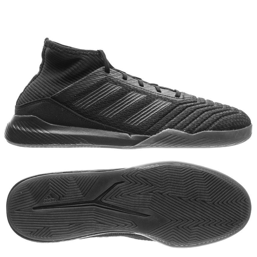 Adidas Tango Prédateur 18,1 Formateur Crawler Nite - Noir / Blanc