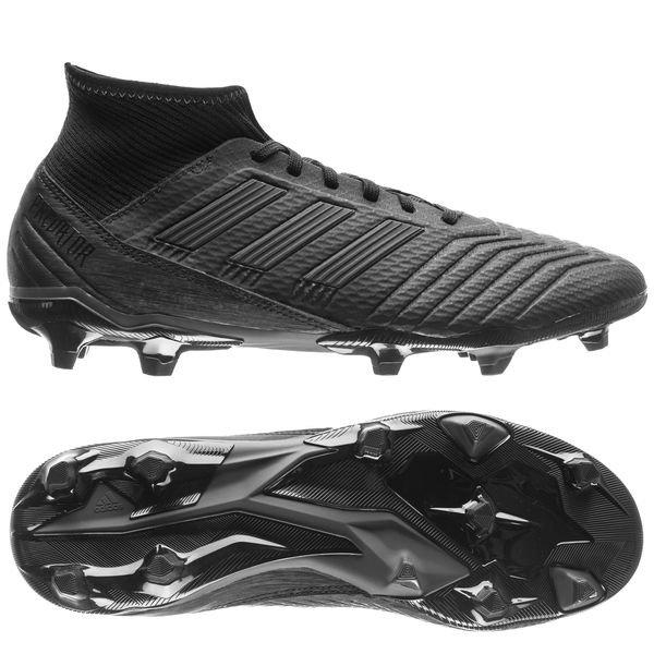 wide varieties great fit detailed pictures adidas Predator 18.3 FG/AG Nite Crawler - Core Black/Utility Black